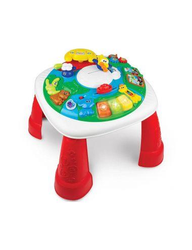 Smily Play Edukacyjny Stolik Interaktywny Mały Podróżnik 000876