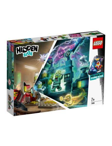 LEGO Hidden Side Laboratorium duchów 70418