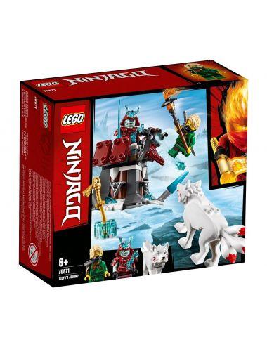 LEGO Ninjago Podróż Lloyda 70671