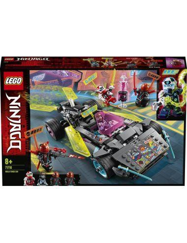 LEGO Ninjago Latający Samochód Ninja 71710