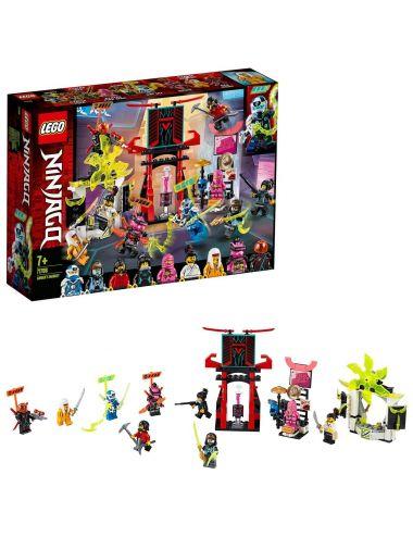 Lego Ninjago Sklep dla Graczy 71708