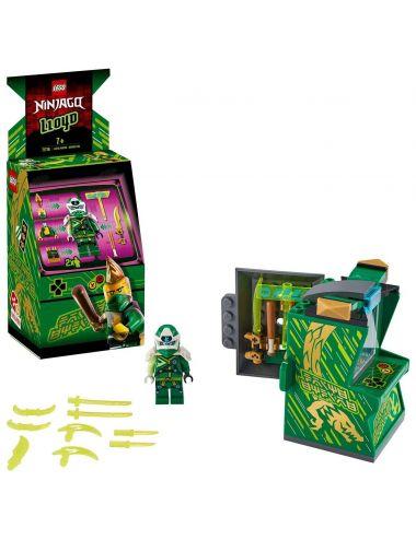Lego Ninjago Awatar Lloyda - kapsuła gracza 71716