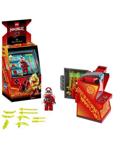 Lego Ninjago Awatar Kaia - kapsuła gracza 71714