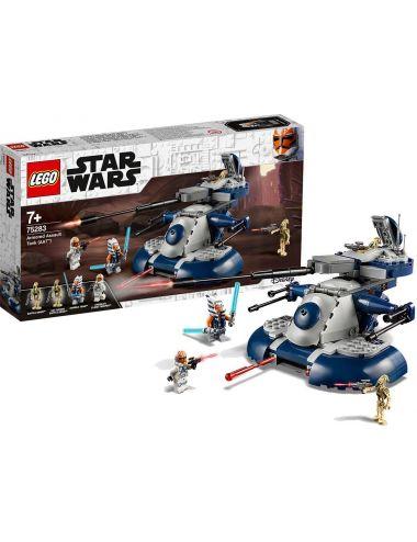 LEGO Czołg opancerzony AAT klocki 75283