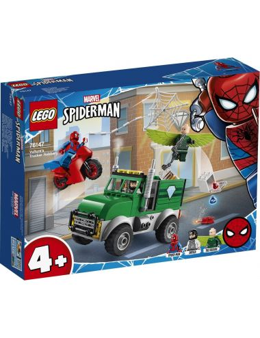 LEGO Marvel Napad Sępa na furgonetkę 76147