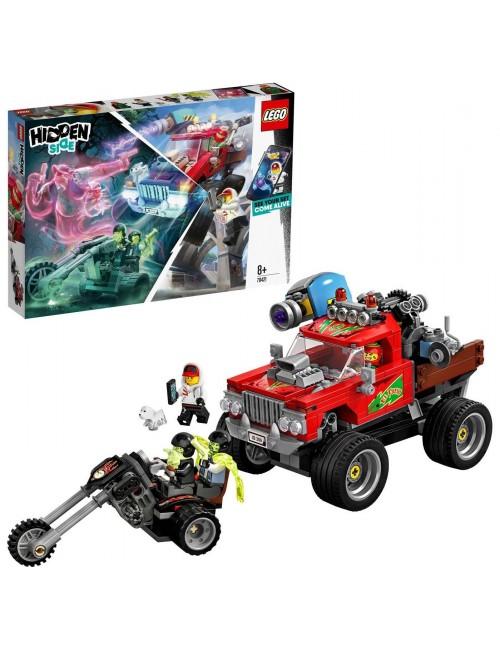 LEGO Hidden Side Samochód kaskaderski El Fuego 70421