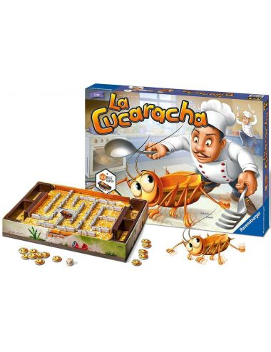 Ravensburger Gra LA CUCARACHA KARALUCH 222520