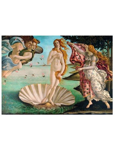 Trefl Puzzle 1000el Narodziny Wenus, Sandro Botticelli 10589
