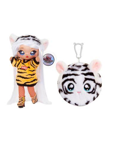 Na! Na! Na! Surprise Bianca Bengal lalka i pom tygrys 571742