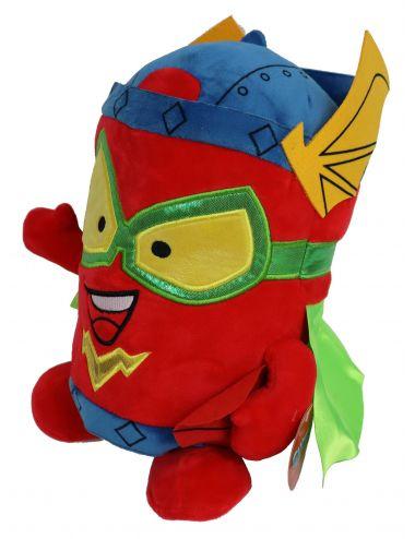 SuperZings Kid Fury maskotka pluszak 35cm