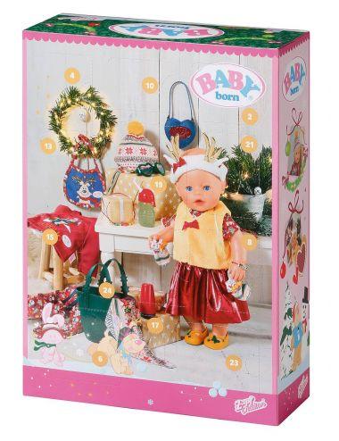 Baby Born Kalendarz adwentowy 826713