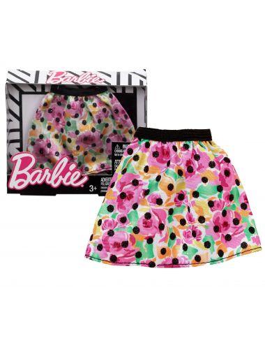 Barbie Ubranko Spódnica w groszki FPH33