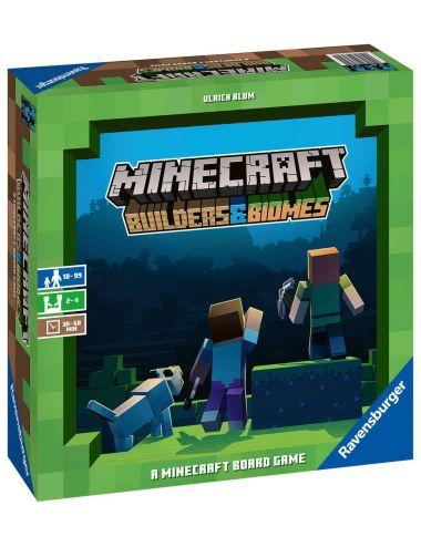 Ravensburger Minecraft gra planszowa rodzinna