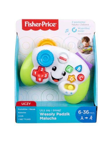 Fisher Price Wesoły Padzik Malucha interaktywny FWG20