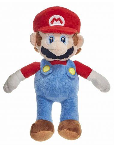 Super Mario pluszowa maskotka 25 cm Nintendo