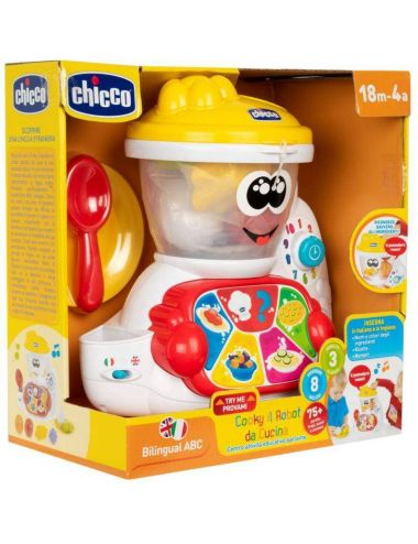 Interaktywny Robot Kuchenny Cooky Chicco