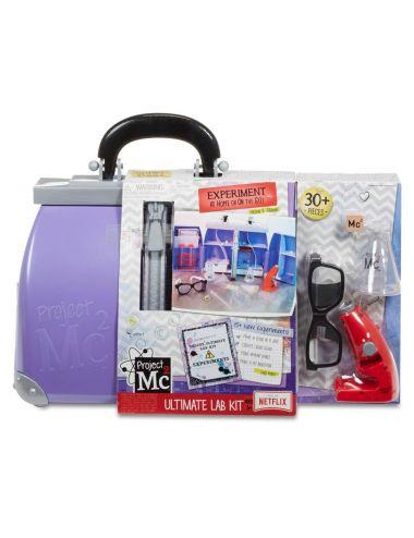 Project Mc2 Ultimate Lab Kit zestaw eksperymentów 546993