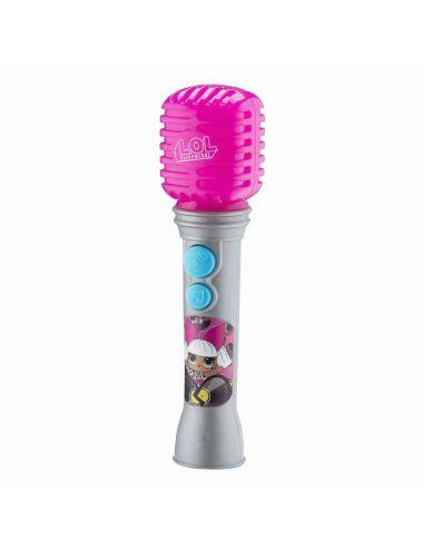 LOL Remix mikrofon ze światłem i dźwiękiem LL-070