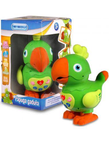 Interaktywna Papuga Gaduła Śpiewa Opowiada Bajki 112744 Artyk