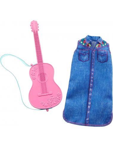 Barbie zestaw ubranek Kariera Muzyk GHX39