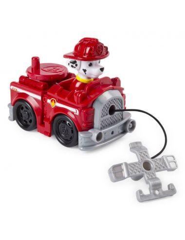 Psi Patrol Pojazdy z Figurkami 6040907 Spin Master