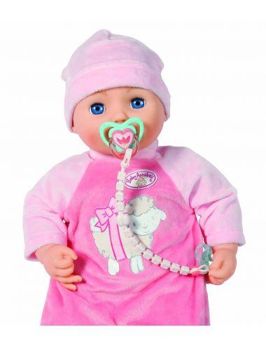 BABY BORN Smoczek z klipsem 703021