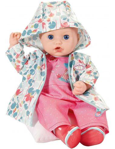 BABY BORN Zestaw przeciwdeszczowych ubranek dla lalki 703045
