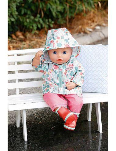 BABY Annabell Zestaw przeciwdeszczowych ubranek dla lalki 703045