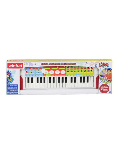 Szalone Klawisze Smily play Keyboard 002509