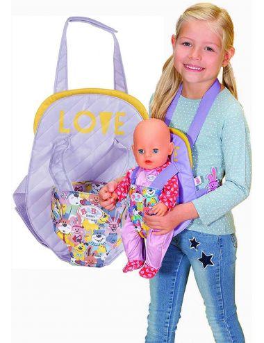 BABY BORN Nosidełko dla lalki 828038