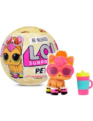 Lol Surprise Pets Zwierzątko w Kuli Seria 3 Reedycja 571384