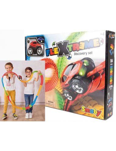 Smoby Flextreme - Zestaw Startowy + samochód 180902