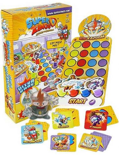 Super Zings Gra bitewna Kid Kazoom 10825