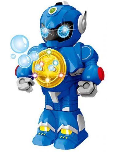 Robot do robienia baniek mydlanych na baterie 1002878
