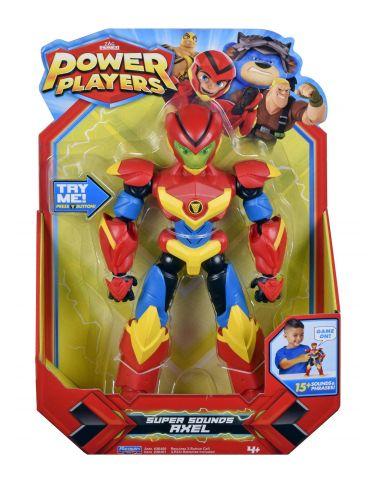 Power Players Axel figurka z dźwiękiem 38401