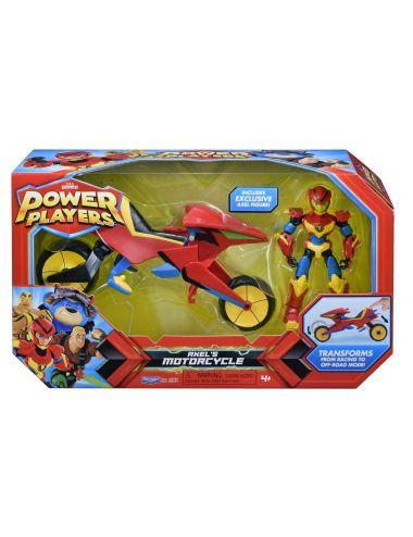 Power Players Axel figurka i motocykl pojazd 38751