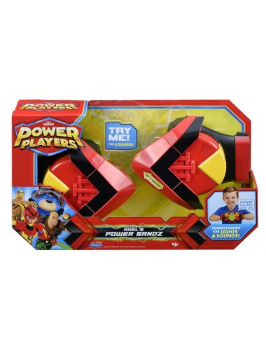 Power Players Power Band interaktywne opaski 38626