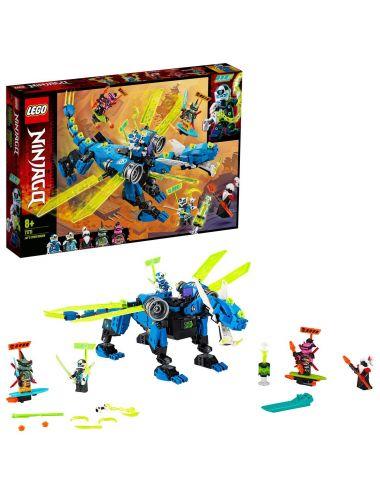 LEGO Ninjago Cybersmok Jaya 71711