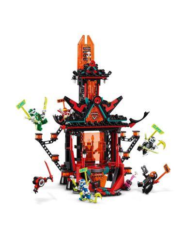 LEGO Ninjago Imperialna świątynia szaleństwa 71712