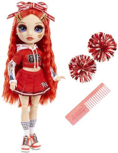 Rainbow High Cheer Doll Ruby Anderson Lalka Cheerleaderka 572039