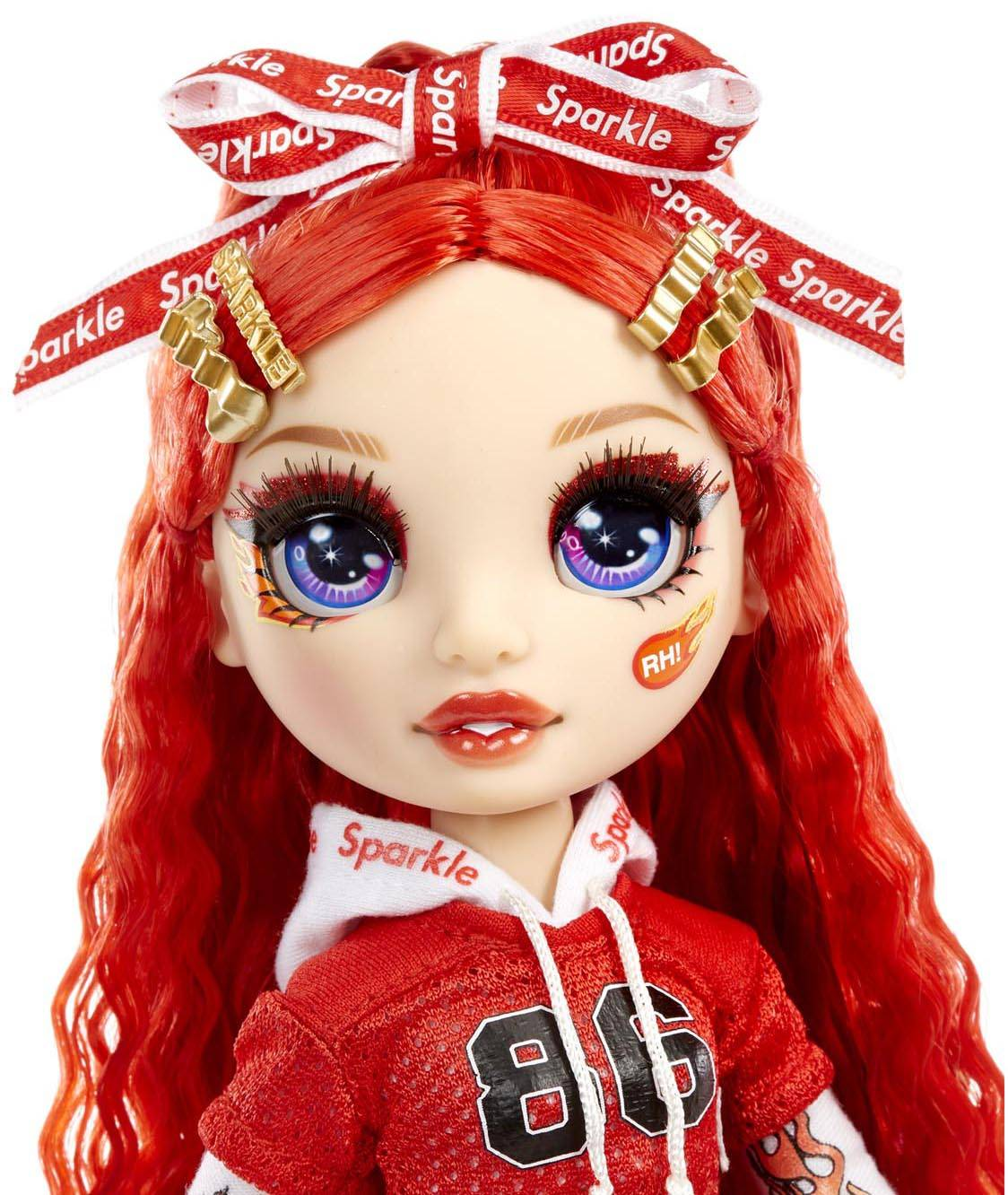 Rainbow High Cheer Doll Ruby Anderson Lalka Cheerleaderka 572039
