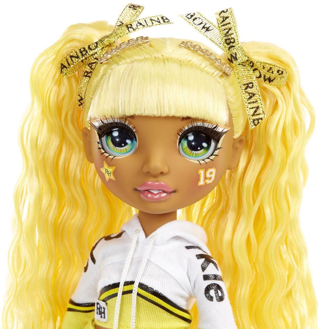 Rainbow High Cheer Doll Sunny Madison Lalka Cheerleaderka 572053