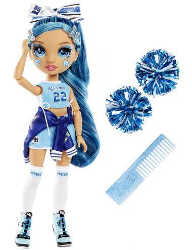 Rainbow High Cheer Doll Skyler Bradshaw Lalka Cheerleaderka 572077