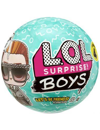 Lol Surprise Boys Chłopiec Seria 4 572695