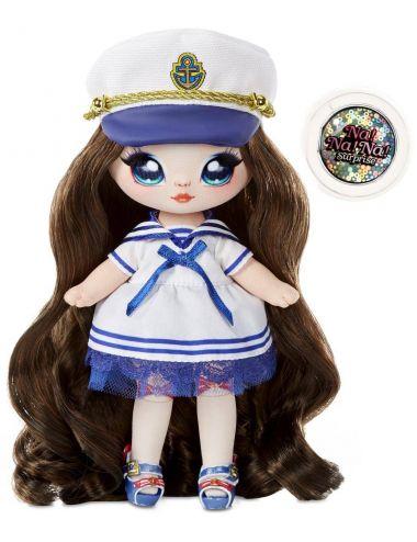 NaNaNa Surprise Sparkle Laleczka Sailor Blu Wieloryb 573753