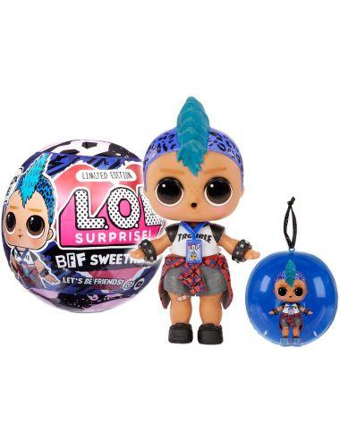 Lol Surprise BFF Sweethearts Kula Walentynkowa Punk Boi 575924