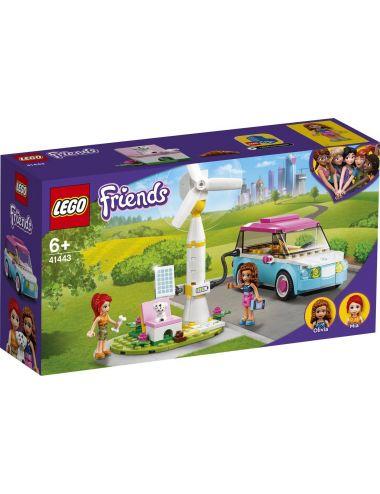 LEGO Friends Samochód elektryczny Olivii 41443