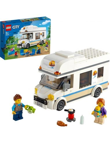 LEGO City Wakacyjny kamper 60283