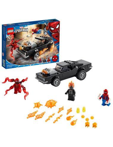 LEGO Spider-Man i Upiorny Jeździec kontra Carnage 76173