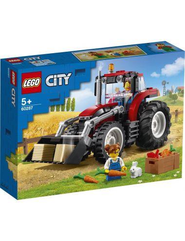 LEGO City Traktor Farma 60287